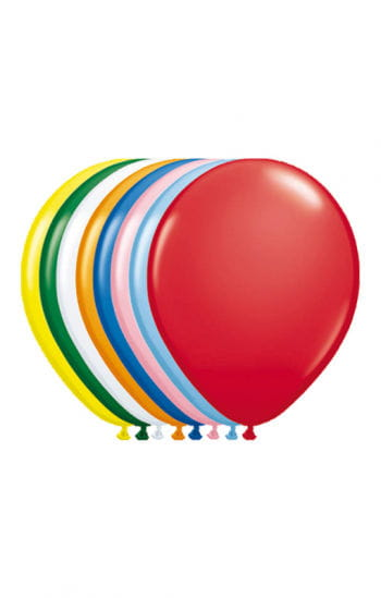 100 Colorful balloons
