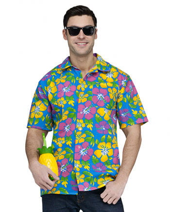 Colorful Hawaiian shirt