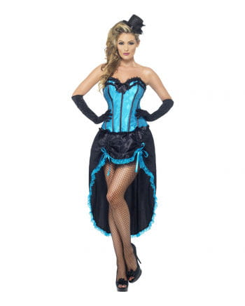 Burlesque Dancer Ladies Costume