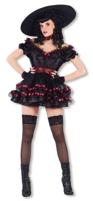 Burlesque Vaudeville Dancer Costume. SM