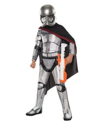 Captain Phasma DLX Kinderkostüm