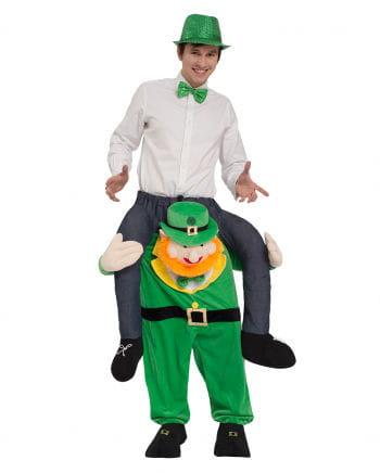 Reiter auf Kobold Huckepack Kostüm