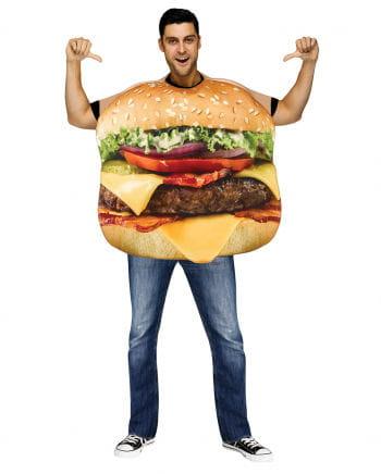 Deluxe Cheeseburger Kostüm