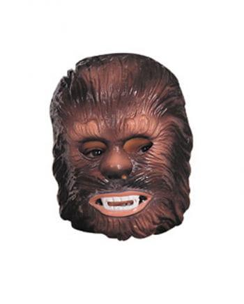 Star Wars Chewbacca Halbmaske