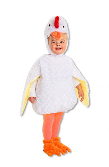 Chicken Baby Kostüm S