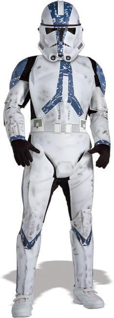 Clone Trooper Kinder Kostüm Deluxe