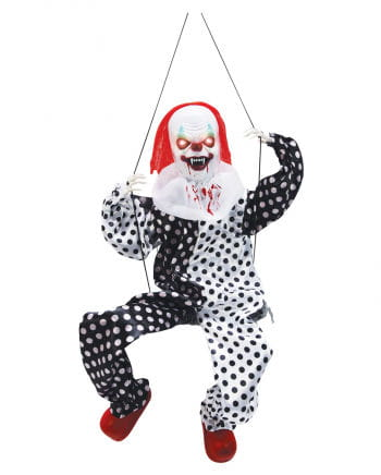 Clown on the swing Animatronic