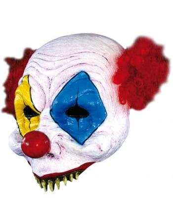 Sharky Gus Clown Half Mask