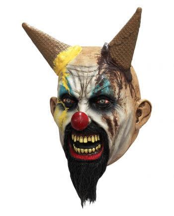 Horror Clown Mask Cream