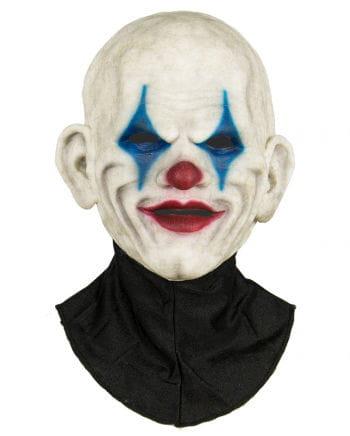 Silicone Half Mask Clown