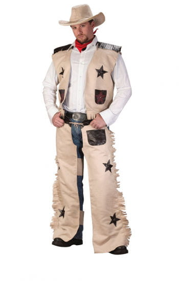 Cowboy Komplett Outfit