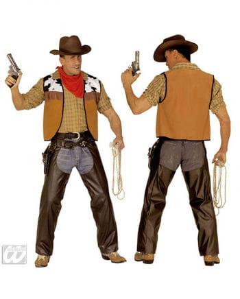 Cowboy Kunstleder Chaps