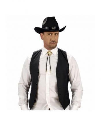 Schnürsenkel Krawatte für Cowboys