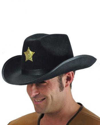 Cowboy Hat black