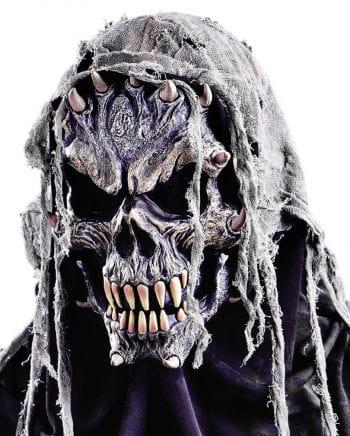 Fang Skull Horror Maske