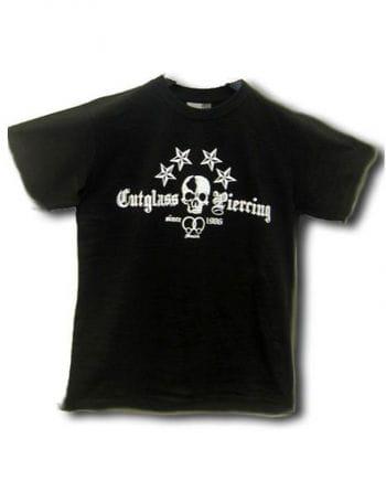 Cutglass T Shirt L