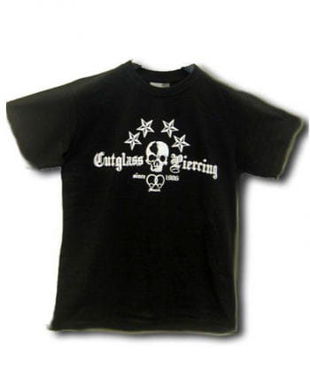 Cutglass T Shirt Size S