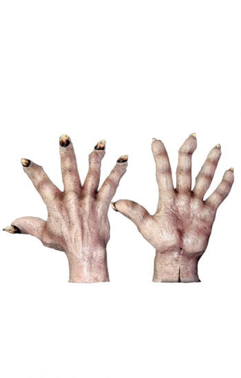skin-colored Demon Hands