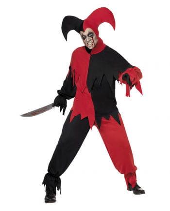 Hofnarr Clown Kostüm