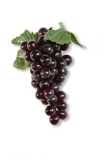 Künstliche Weintrauben blau