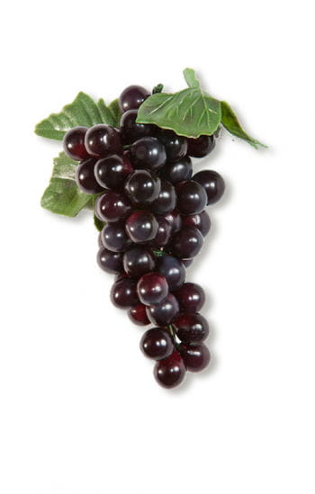 Decorative blue grape