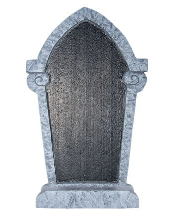 Deko grave stone with chalk 55 cm