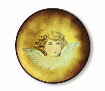 Decorative Plate Angel