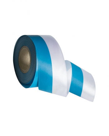Decorative Ribbon White/Blue