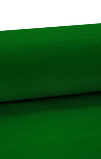 Niflamo decorative crepe green 50 m