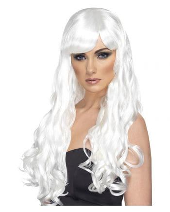 Desire Wig Silver White