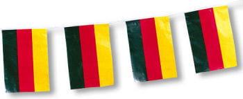Fahnenkette Deutschland 5m