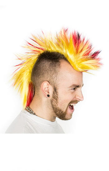 Fan Hairskin Mohawk Germany