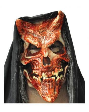 Devil Whispers Teufels Maske