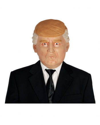 Maske Donald Trump