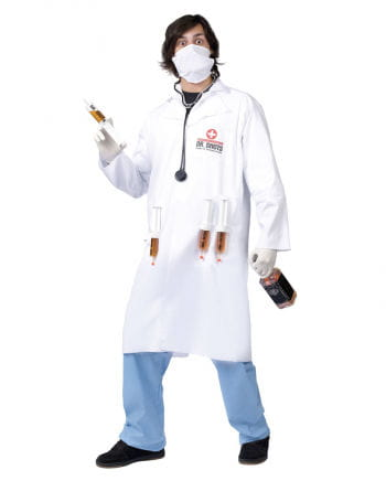 Dr. Shots Costume