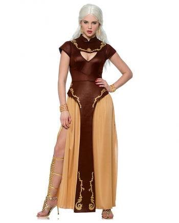 Barbarische Kriegerin Kostüm