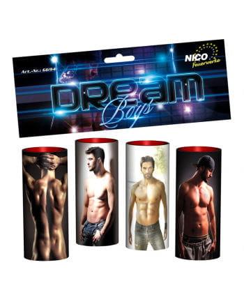 Dream Boys Tischbombe 4-er Packung