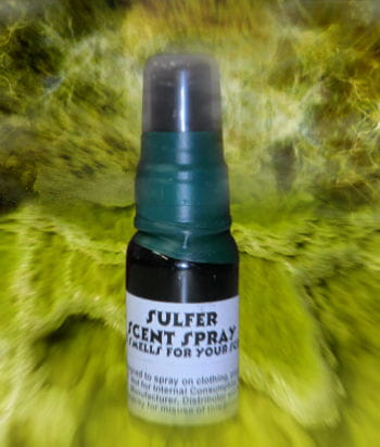 Duftspray sulfur 30ml