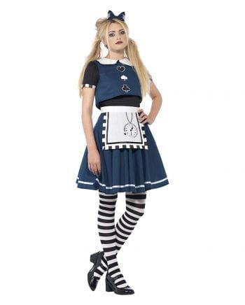 Gothic Alice Kostüm für Damen