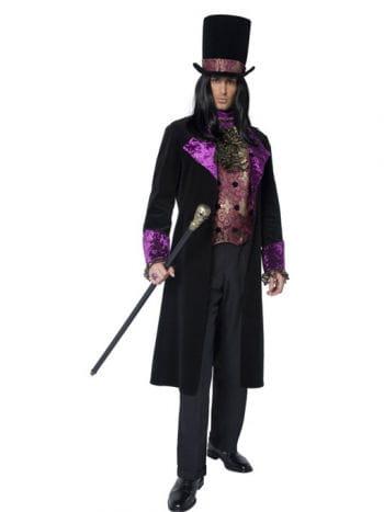 Gothic Vampire Count Kostm