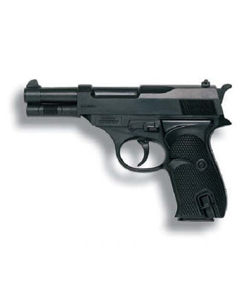 Eagle Automatic pistol police shot 13-