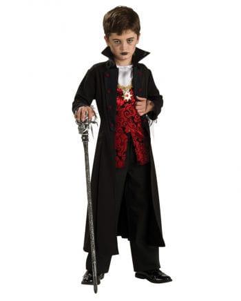 Noble vampire costume S
