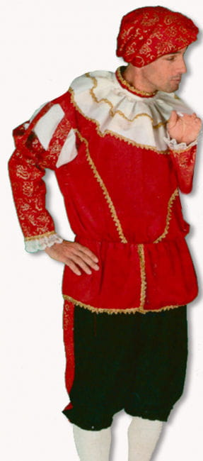 Edelmann Kostüm
