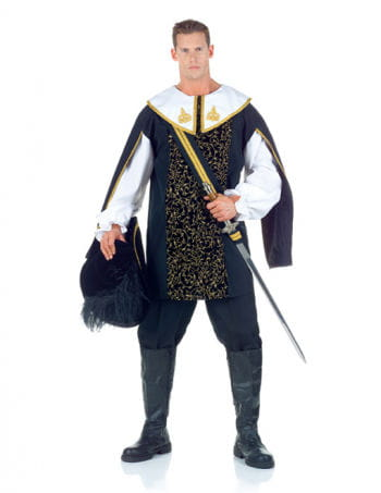 Noble Musketeer Costume