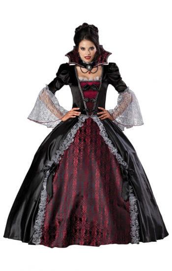 Edles Vampirlady Deluxe Kostüm