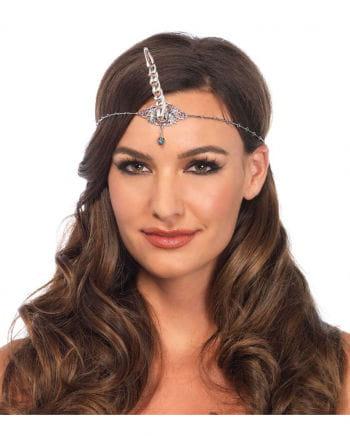 Unicorn Stirnband Kette