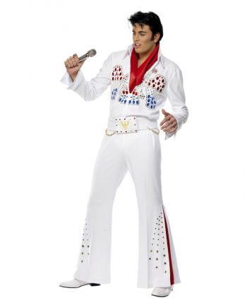 Elvis Kostüm mit Pailletten