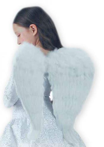 Engelsflügel weiß 60 x 50cm