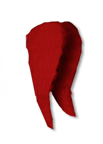Engelsflügel rot 82 x 72cm