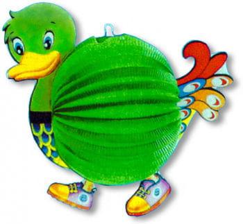 Enten Papierlaterne für Kinder